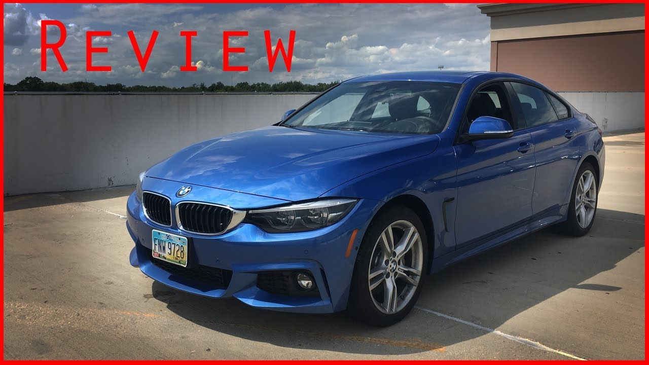 2018 BMW 440i Gran Coupe Review - YouTube