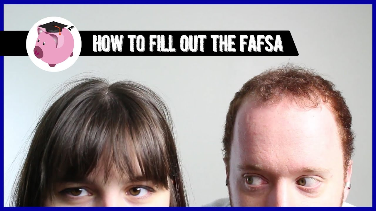Financial Aid Boot Camp | How to Fill Out the FAFSA [STEP-BY-STEP ...