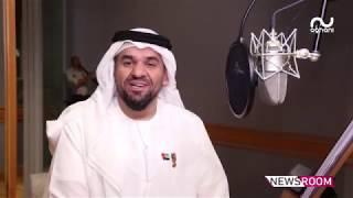 كواليس ديو حسين الجسمي ومروان خوري