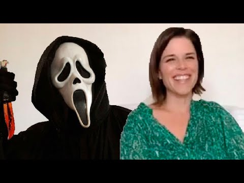 Neve Campbell Talks SCREAM 5, Legacy of SCREAM Series, and Her New Film CASTLE IN THE GROUND