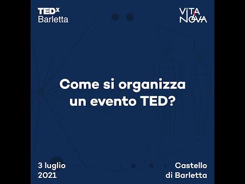 TEDxBarletta 2021 - Sicurezza e organizzazione