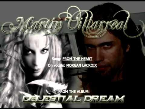 MARTIN VILLARREAL - From The Heart