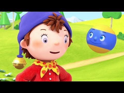 Noddy In Toyland | Bouncy Ball BB Comes To Play | Noddy Engl