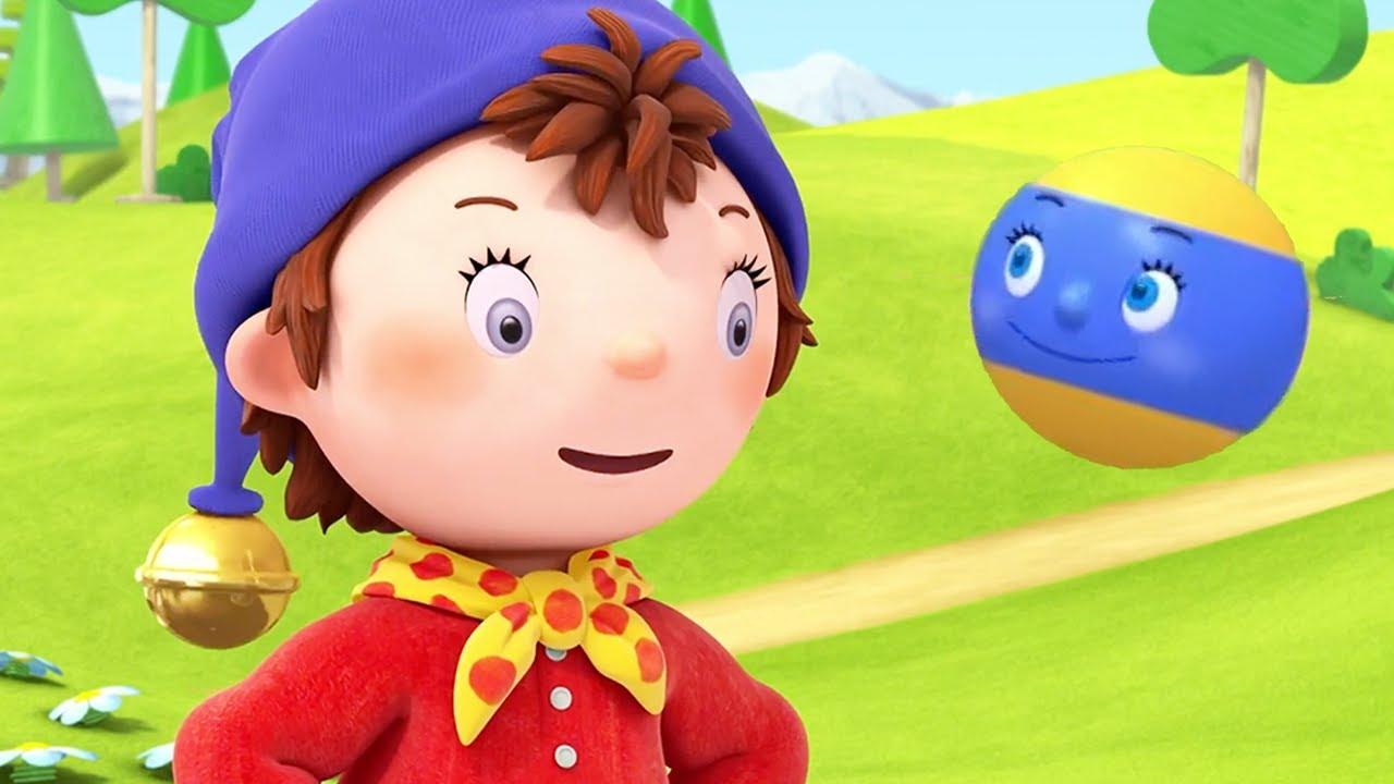 noddy in toyland bouncy ball bb comes to play noddy english full