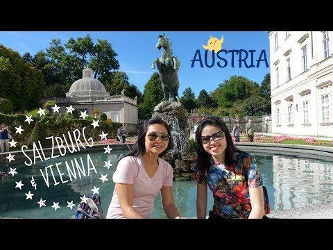 SALZBURG & VIENNA, Austria - 4th Leg | Central Europe Travel Series