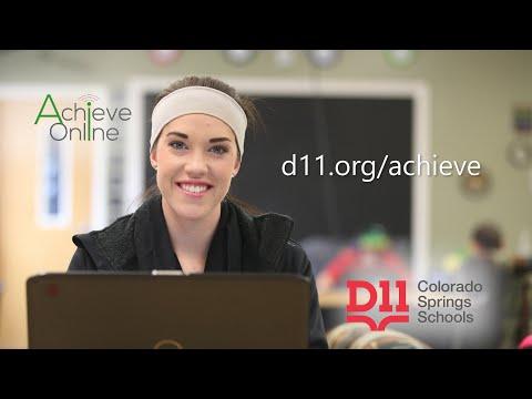 Achieve Online Promo 2020