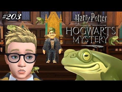 Werde ICH Teil des Froschchors?! 🐸 | Harry Potter: Hogwarts Mystery #203