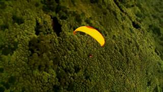 HD Paragliding The Magical Azores, Portugal