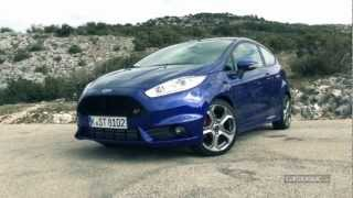 Essai Ford Fiesta ST outsider de choc