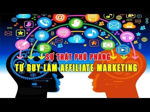 Sự Thật Về Tư Duy Làm Affiliate Marketing Cần Biết | Duy MKT