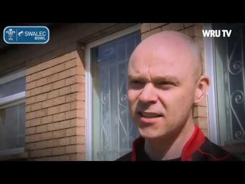 FanCam: SWALEC Bowl Llantwit Major v Pyle | WRU TV