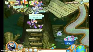 ALL Animal Jam journey book pages for land!