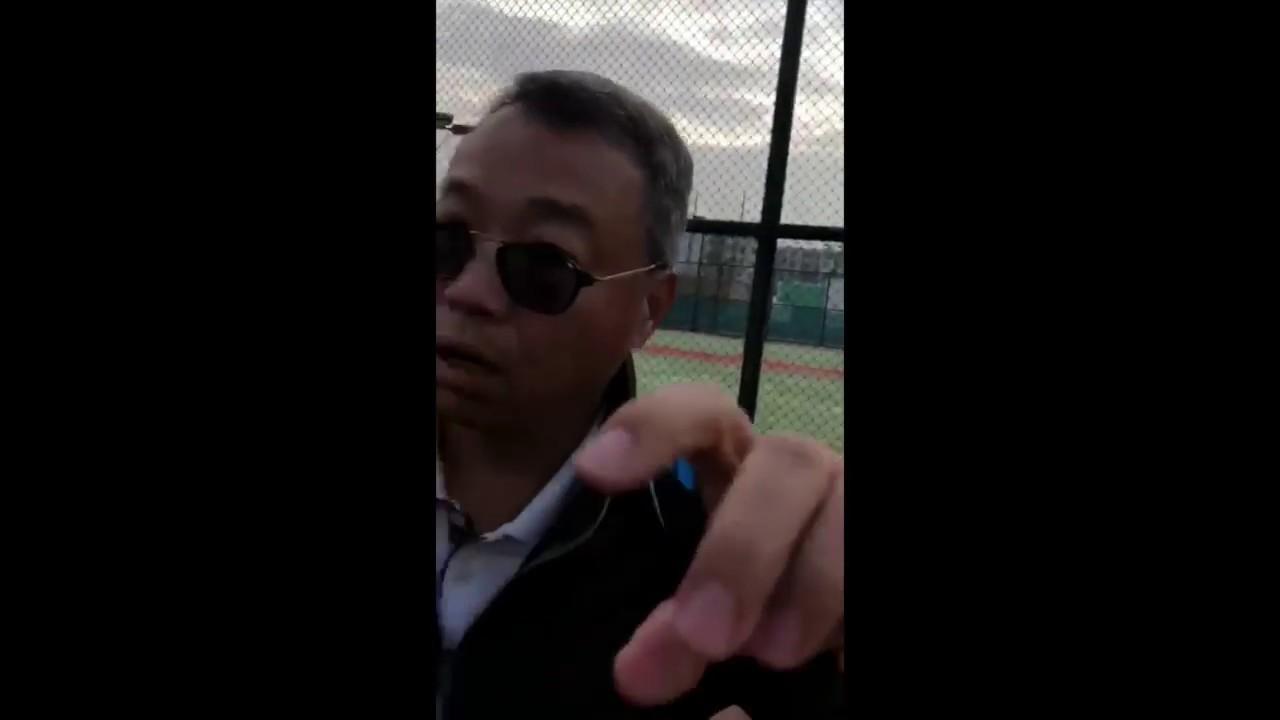 黃埔博藝會天臺網球場 - YouTube