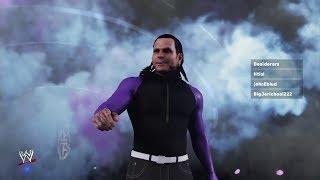 nL Live - Enduring Icons DLC! [WWE 2K18 Online]