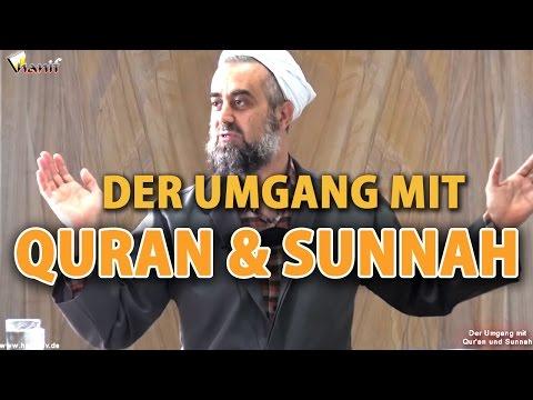 Der Umgang mit Quran und Sunnah - Ibn Ramadan