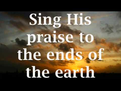 Glory, Glory Lord - Bob Fitts