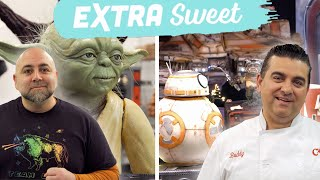 Buddy & Duff Make Star Wars-Themed Cakes | #BuddyVsDuff