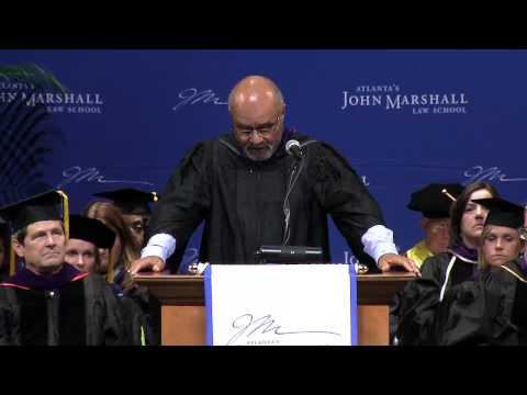 Atlanta's John Marshall Law School 2014 Graduation- Keynote: Judge Herbert E. Phipps