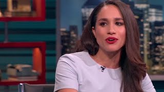 What Meghan Markle thinks of Donald Trump – archive video