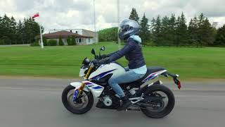 BMW G 310 R Road Test