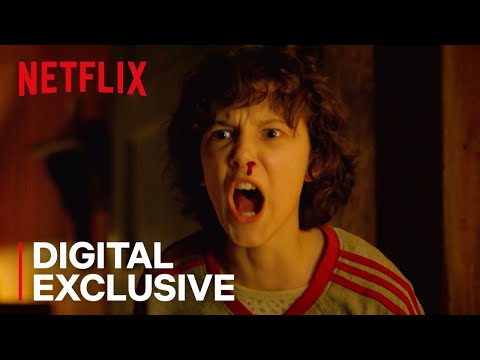 Download Youtube: Eleven Gets a Visit from the Hormone Monstress | Digital Exclusive | Netflix