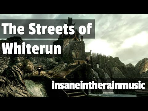 The Streets of Whiterun - Skyrim | Jazz Cover
