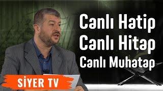 Canlı Hatip, Canlı Hitap, Canlı Muhatap | Muhammed Emin Yıldırım (4. Ders)