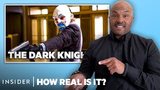 Former Bank Robber Breaks Down 11 Bank Heists In Movies | How Real Is It?