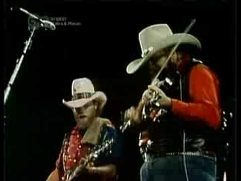 The Charlie Daniels Band - The Devil Went Down to Georgia (live)
