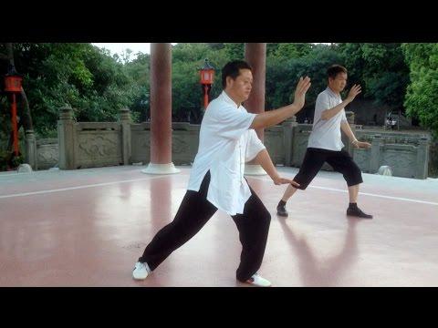Китайская дыхательная гимнастика цигун - упражнения