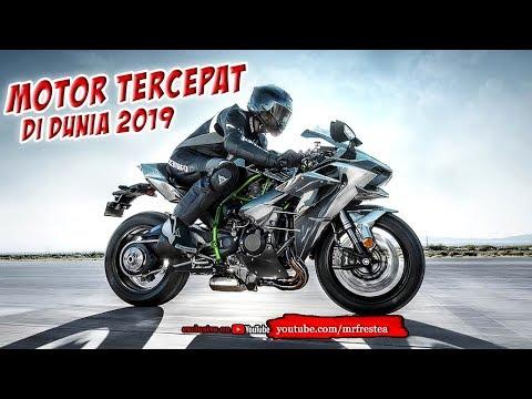 SECEPAT KILAT !!! 12 MOTOR TERCEPAT DI DUNIA SAMPAI SAAT INI 2019