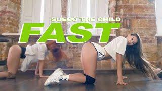 Sueco The Child - Fast | Viktoria Boage | Twerk | VELVET YOUNG DANCE CENTRE