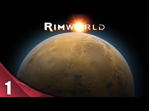 RIMWORLD T3 - #1 - NUEVA TEMPORADA CON ZOMBIS, DINOSAURIOS, HIGIENE Y MÁS   Gameplay Español