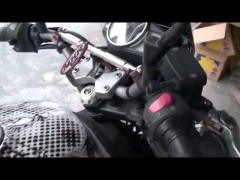 ll Frist Drive ll SYM Wolf SB250Ni ll & ll AJS TN25 ll - YouTube