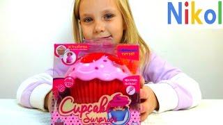 Кукла Капкейк с клубничным ароматом для Николь !