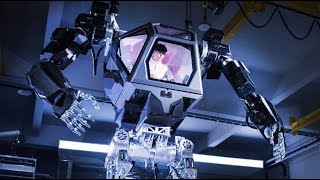 Avatar 1.5 (still not sequel): 'METHOD-1' manned robot tested in South Korea