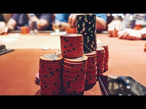 4-bet Bluffing at the Bellagio 5/10 Tables