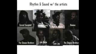 Rhythm & Sound +The Artists - Making History (w The Chosen Brothers)