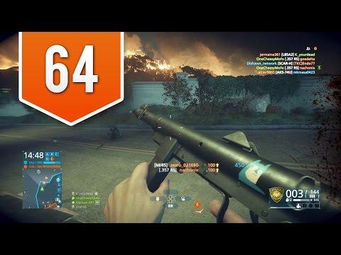 BATTLEFIELD HARDLINE (PS4) - RTMR - Live Multiplayer Gameplay #64 - NOT THE BEST GUN BUT I LIKE IT!