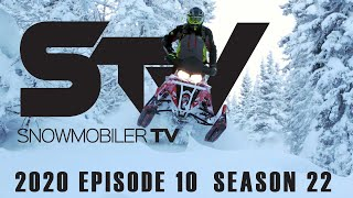 Snowmobiler TV 2020 - Episode 10 - Chic-Chocs Quebec