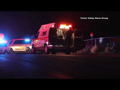 Motorcycle rider dead after fleeing Apple Valley Police