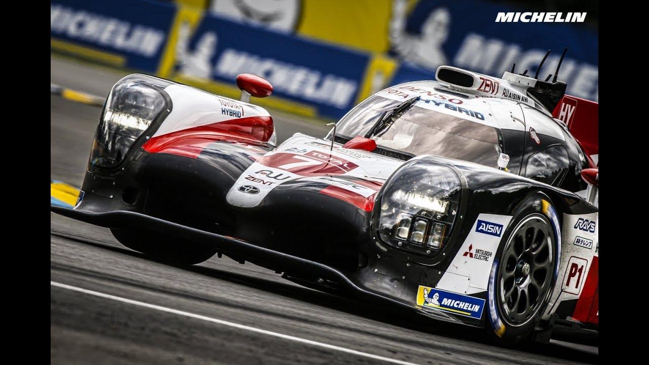 Pole Position - 2019 Le Mans 24 Hours - Michelin Motorsport