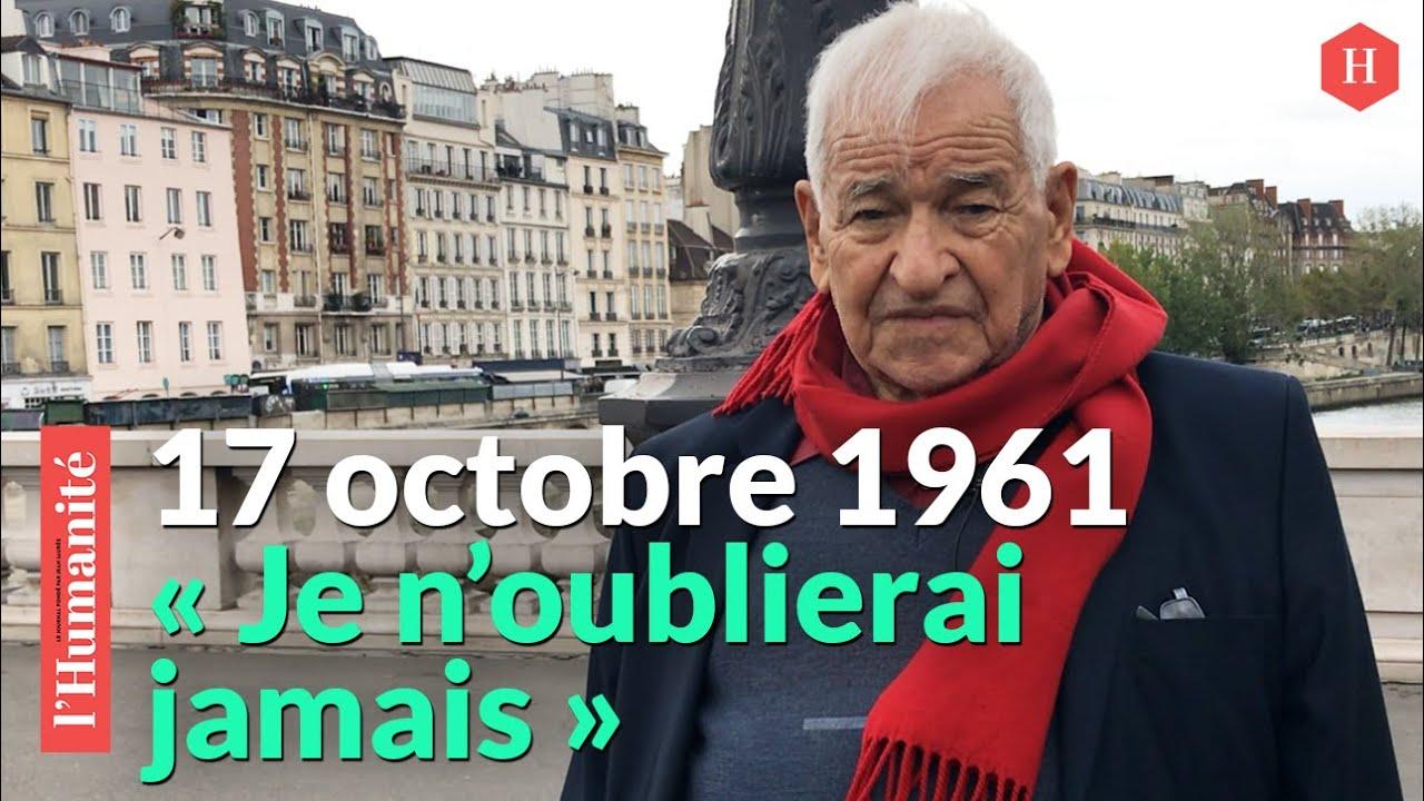 Download 17 octobre 1961: le témoignage de l'un des derniers survivants du massacre