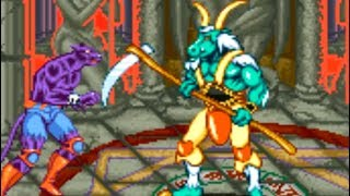 Metamorphic Force (Arcade) All Bosses (No Damage)