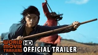 Pendekar Tongkat Emas - The Golden Cane Warrior Official Trailer (2014) - Martial Arts Movie HD