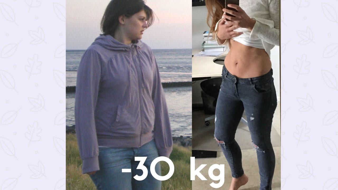 Wie man 20 Kilo in einem Jahr verliert