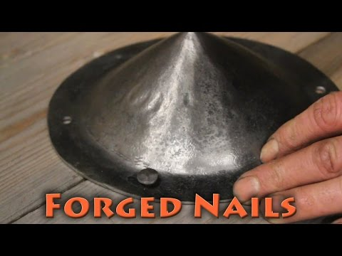 Born to Forge - Forged Nails