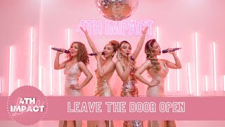 Bruno Mars, Anderson .Paak, Silk Sonic - Leave the Door Open | 4th Impact