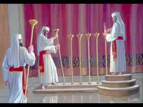 Aaronic Blessing in Hebrew