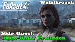 Fallout 4 ★ Side Quest: Hilfe Unter Freunden [Walkthrough]